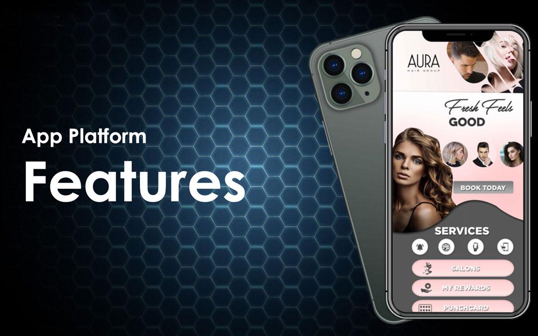App Platform Features | Unlimited Design Possibilities