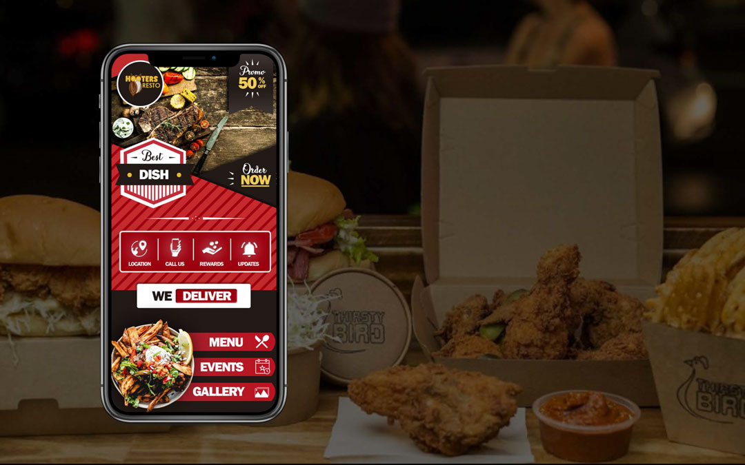 Online Food Ordering – What Grandapps has to Offer